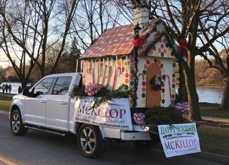 See you at Local Christmas Parades!
